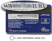 Card Verification Value